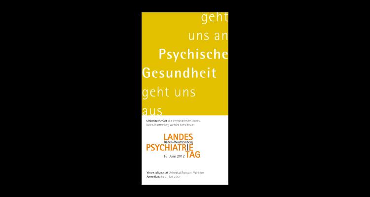 Landespsychiatrietag Baden-Württemberg – … ist die größte ...